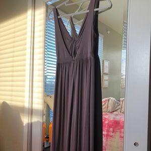 Violet Purple Jumpsuit (Urban Outfitters)